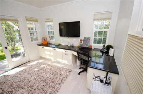 home office with tv home office desk styles find the one that suits you