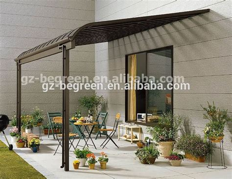 Pavillon 3 5x3 5 by 2 5x3 06m Easy Installation Polycarbonate Patio Cover