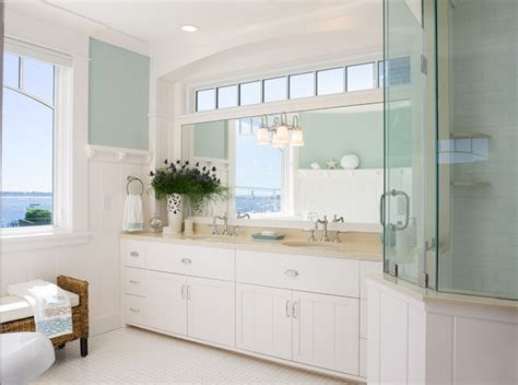 Spa Like Bathroom Paint Colors - coastal victorian renovation victorian bathroom providence by ronald f dimauro