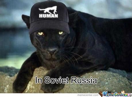 Memes Pumas - in soviet russia puma wears you by nukibara meme center