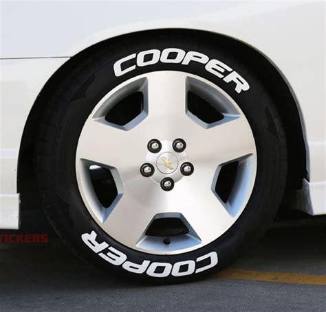 Reifen Aufkleber by Cooper Tires Tire Stickers