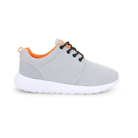 work out shoes for flat new womens sports lace up flat trainers running