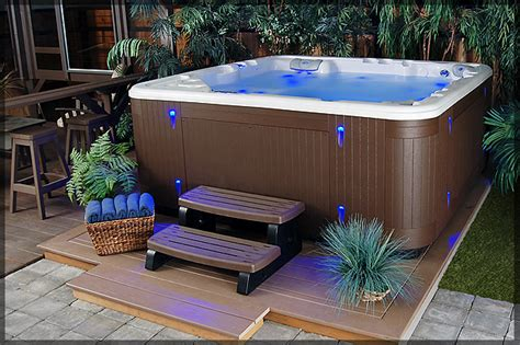 hot tub backyard ideas the best backyard hot tub ideas for your fun backyard homescorner com