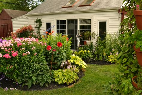 Amherst Garden Center by Phlox And Lilies Add Fragrance Color Height
