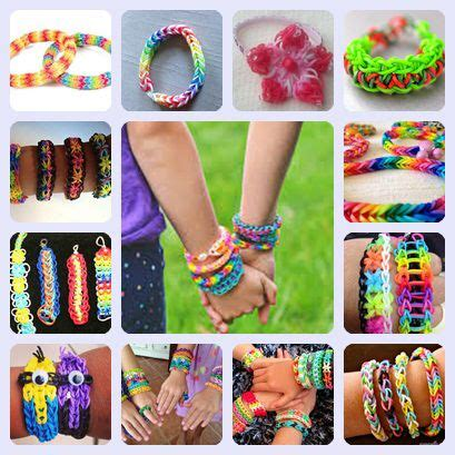Diskon Rainbow Loom Bands Colorful Gelang Karet Handmade Lengkap rainbow loom twistz bandz diy loom bands gelang pelangi karet handmade