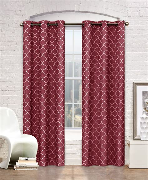 trellis curtain panel moroccan trellis curtain two panel everyday special