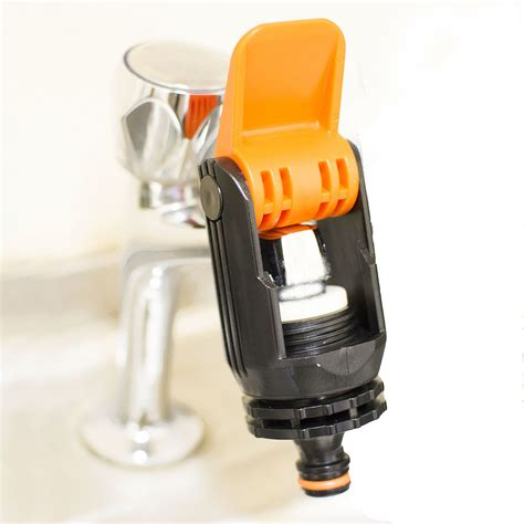 Image Gallery hose adapters for taps