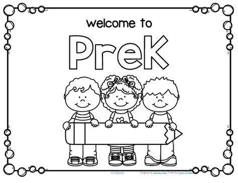 printable welcome poster free back to school welcome poster for prek write