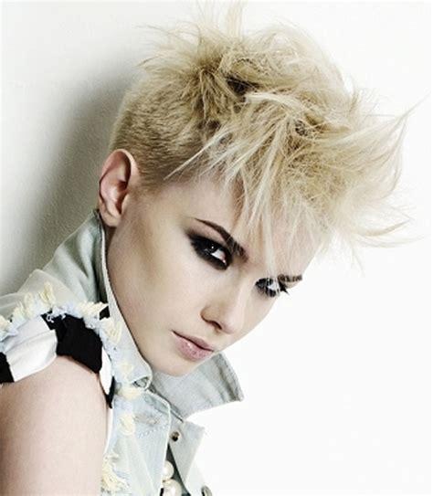 corte de pelo para con peinados punk peinados y m 225 s