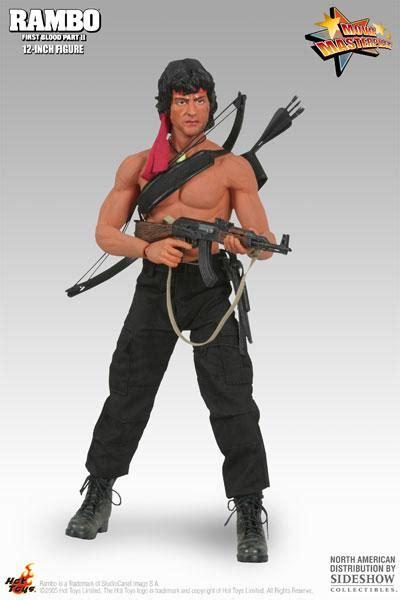 Toys Blood J Rambo toys mms06 rambo blood ii j rambo