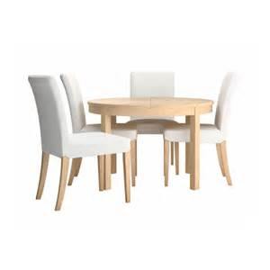 Dining Room Table And Chairs Ikea by Bjursta Henriksdal Table And 4 Chairs Ikea