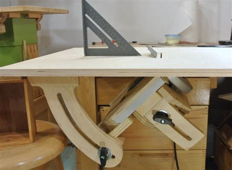 turning a circular saw to table saw table saw angle lock and table saw inserts