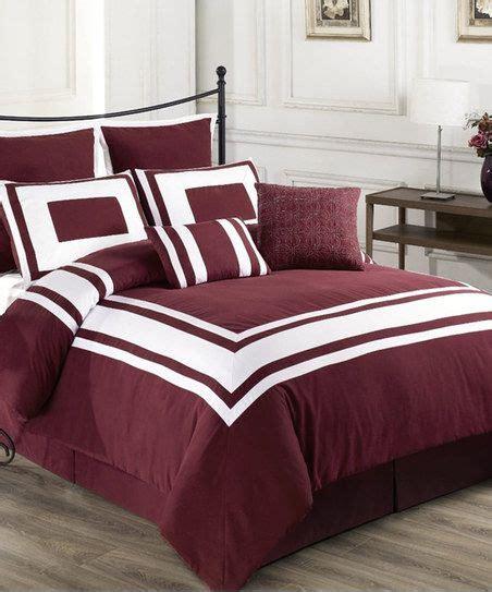 burgundy down comforter 515 best images about edredones sabanas on pinterest