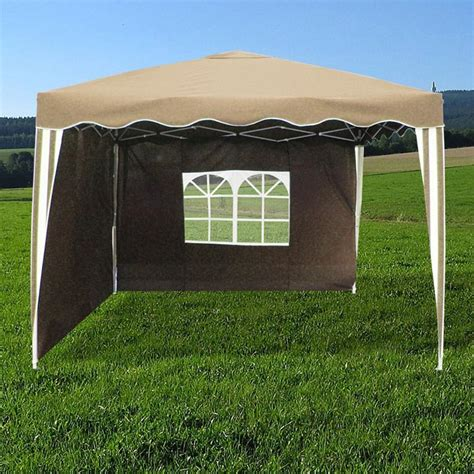 foldable gazebo folding gazebo with sides gazeboss net ideas designs