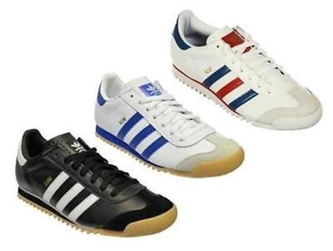 Is Adidas Signed With Mba by New Adidas Originals Rom Mens Trainers Uk 7 To 11 Vintage