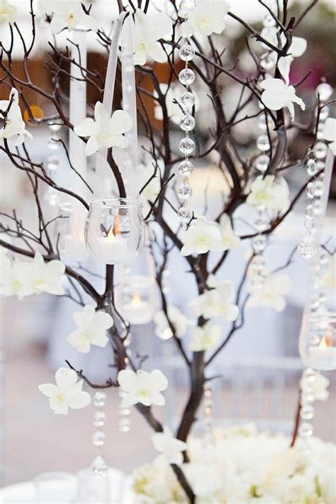 manzanita tree centerpiece gatherings pinterest