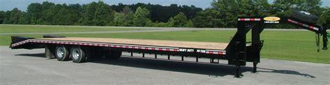 light duty gooseneck trailer econoline heavy duty gooseneck trailers tilts dovetails