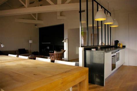 cuisine ouverte avec verri鑽e best cuisine ouverte avec verriere photos design trends