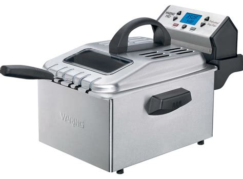 Waring Small Appliances Home Waring Pro 1800 Watt Digital Fryer Contemporary