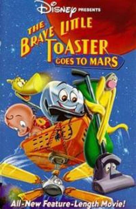 le avventure piccolo tostapane il piccolo tostapane va su marte 1998 filmscoop it