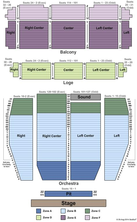 landmark theatre seating chart syracuse ny concert venues in syracuse ny concertfix