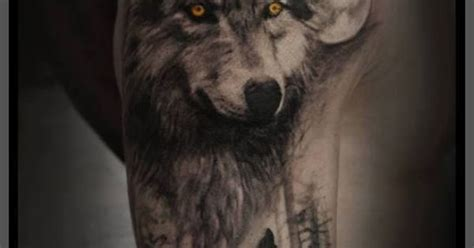 sick wolf tattoo sick wolf by vainius anomaly all things tattoos