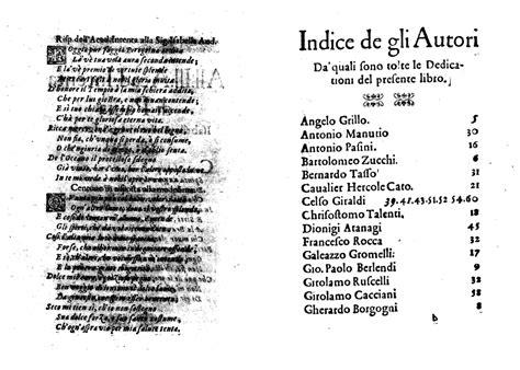 unibas lettere margini il secondo libro di lettere dedicatorie di