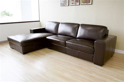 leather chaise sectional style prefab homes unique