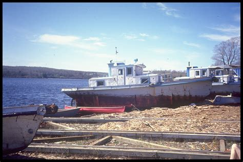 m j m boats ltd russel brothers ltd steelcraft winch boat and warping tug