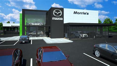 mazda dealership mazda will debut dealership design in minnesota