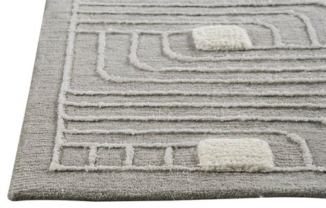 Verona Area Rug Mat The Basics Verona Area Rug Grey