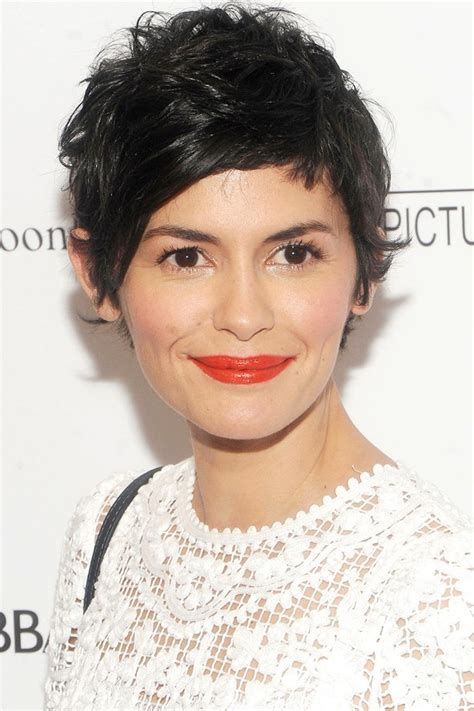 how to style your hair like audrey tautou short pixie 2015 spring short hairstyles hairstyles 2017 new