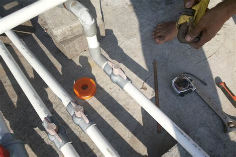 Pipa Di Bali plumbing atau pemipaan