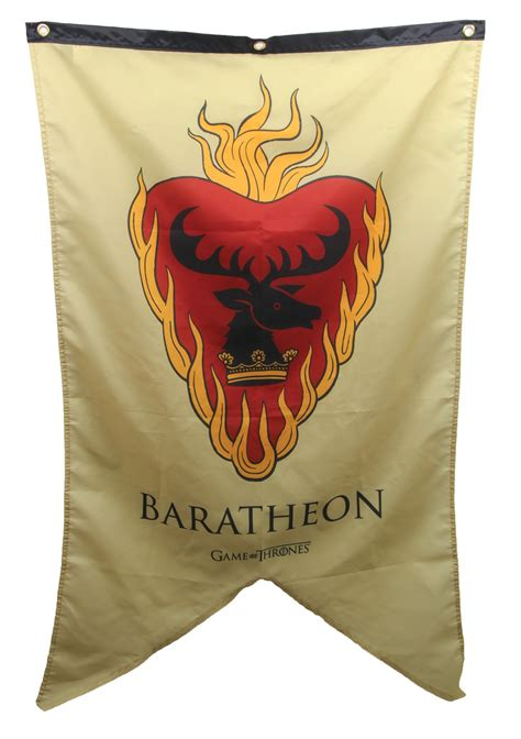 the official of thrones coloring book stannis baratheon house banner of thrones flags