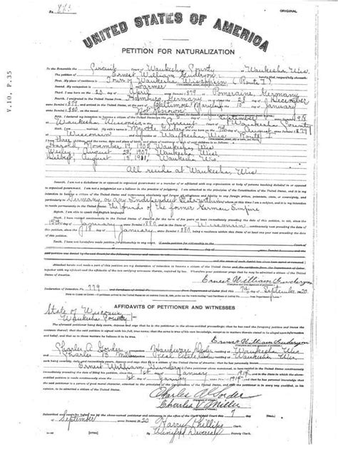 Waukesha County Divorce Records Guderjahn Declaration Of Intent Waukesha County Wisconsin