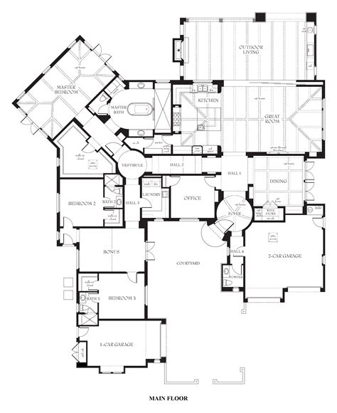 3 bedroom 2 bath 2 car garage floor plans 100 3 bedroom 2 bath 2 car garage floor plans