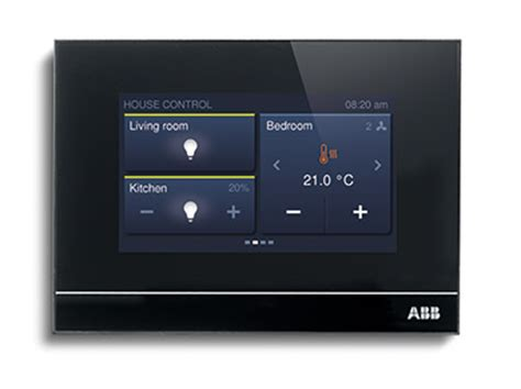 abb demonstrates future possibilities for home automation