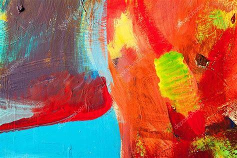 tra 231 os de tinta colorida fundo de arte abstrata detalhe de uma obra de arte arte