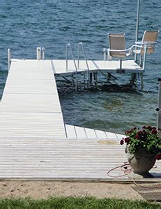 sectional docks boat docks in detroit lakes mn area at ease dock lift
