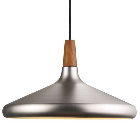 Steel Pendant Lights Float 39 Pendant Brushed Steel Lighting Direct