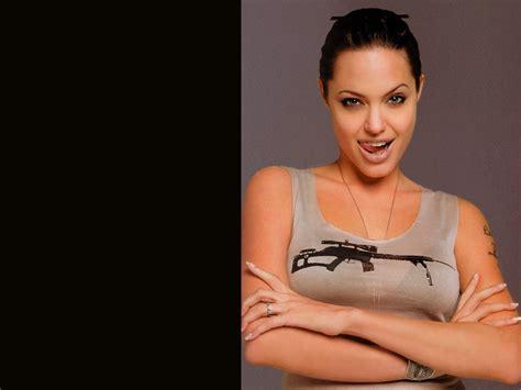 Angelina Jollie by Angelina Jolie