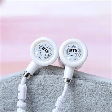 Kpop Zipeer kpop zipper earphones kpopmerchandiseworld