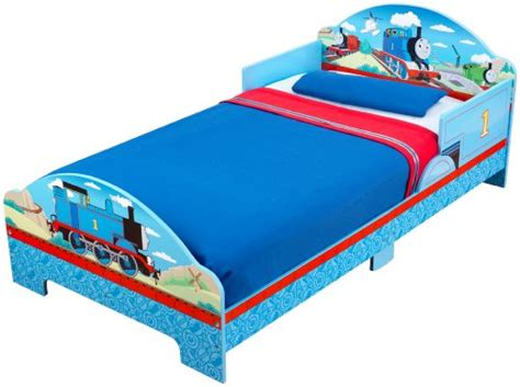 thomas and friends toddler bed kidkraft 20702 kids furniture toddler blue
