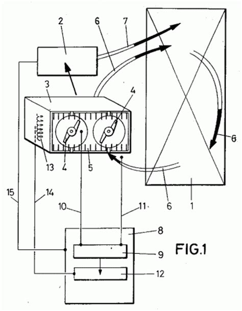 funcionamiento camara frigorifica procedimiento de control de funcionamiento de una camara