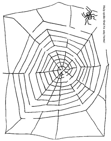 printable insect mazes halloween crafts for kids all kids network