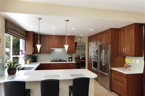 u shaped kitchen with island 52 u shaped kitchen designs with style page 3 of 10