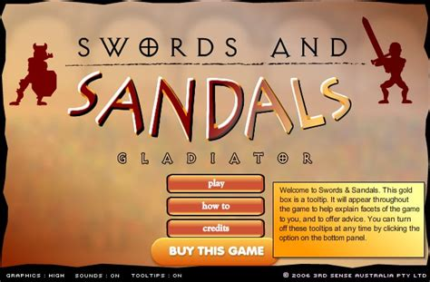 swords and sandals 1 hacked swords and sandals 1 gladiator hacked cheats hacked