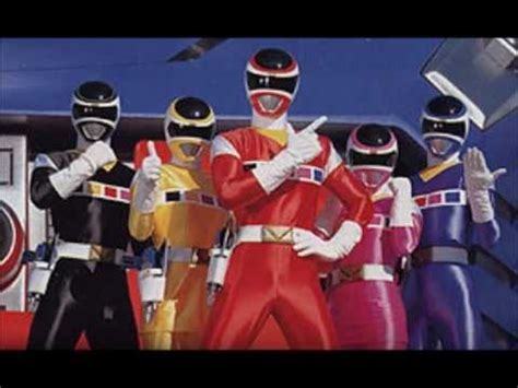 Power Rangers In Space Complete power rangers in space theme song
