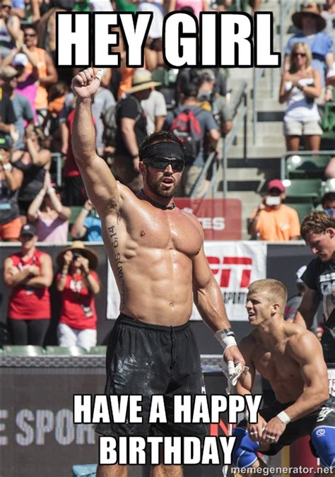 Birthday Workout Meme - 080616 crossfit mva