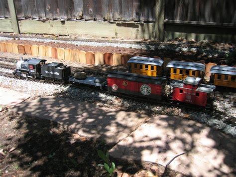Backyard Railroad by Large Scale And Garden Railways Gt Garden And